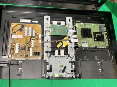 テレビを修理してもらいました〜SONY BRAVIA(ソニー ブラビア)KJ49X9000F〜