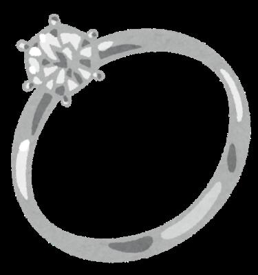婚約指輪は贈与税の対象になる!?