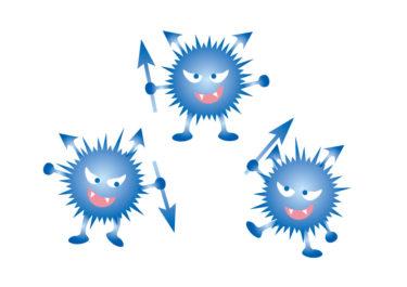 新型コロナウイルスに感染しました