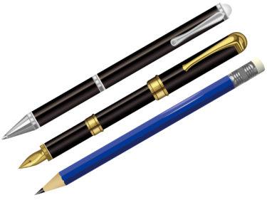 税理士試験に使うペンはこだわるべきか?
