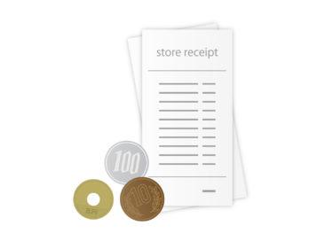 10万円の領収書(レシート)にはどれだけの価値があるのか